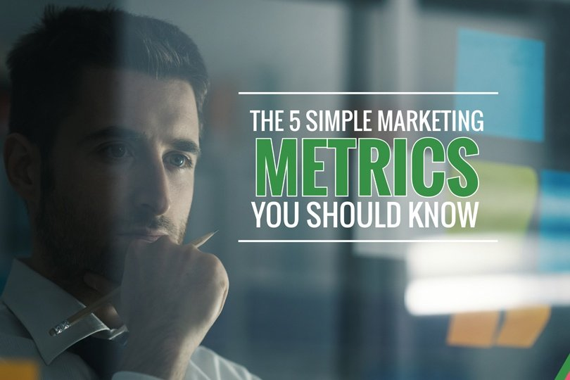 The 5 Simple Marketing Metrics You Should Know