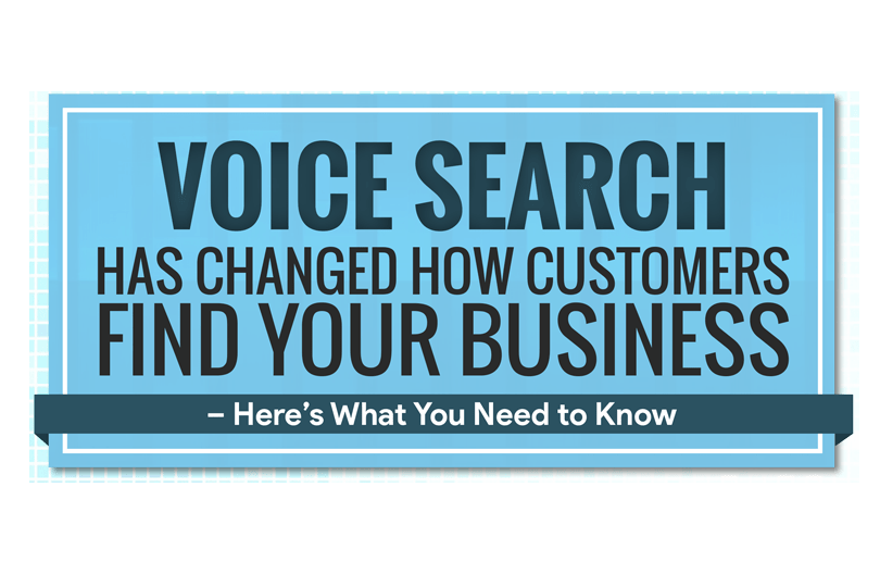Voice Search Changed How People Find Your Business