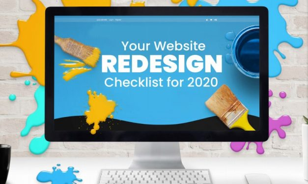 Your Website Redesign Checklist for 2020