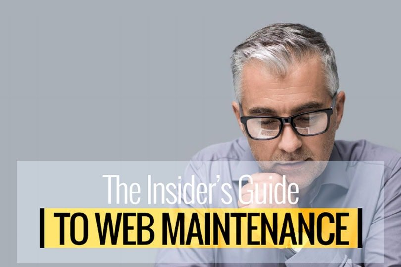 Why Maintaining Your Website is a Must